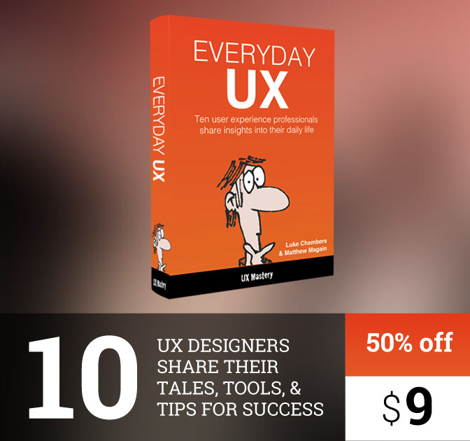 Last Day Learn From Usability Masters With Everyday Ux Only 9 Mightydeals