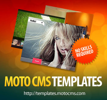 1 Flash Template Includes Cms From Motocms Only 99 Mightydeals