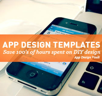 3 Premium iOS App Design Templates deal - MightyDeals