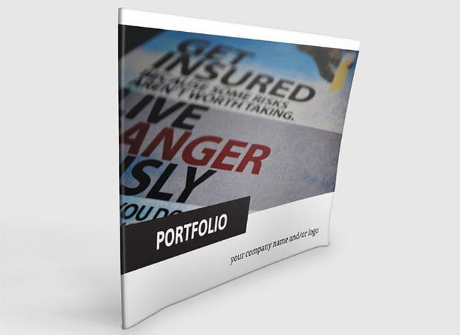 Elegant Portfolio Book